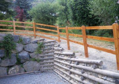 Etude et aménagement paysage vers Briançon