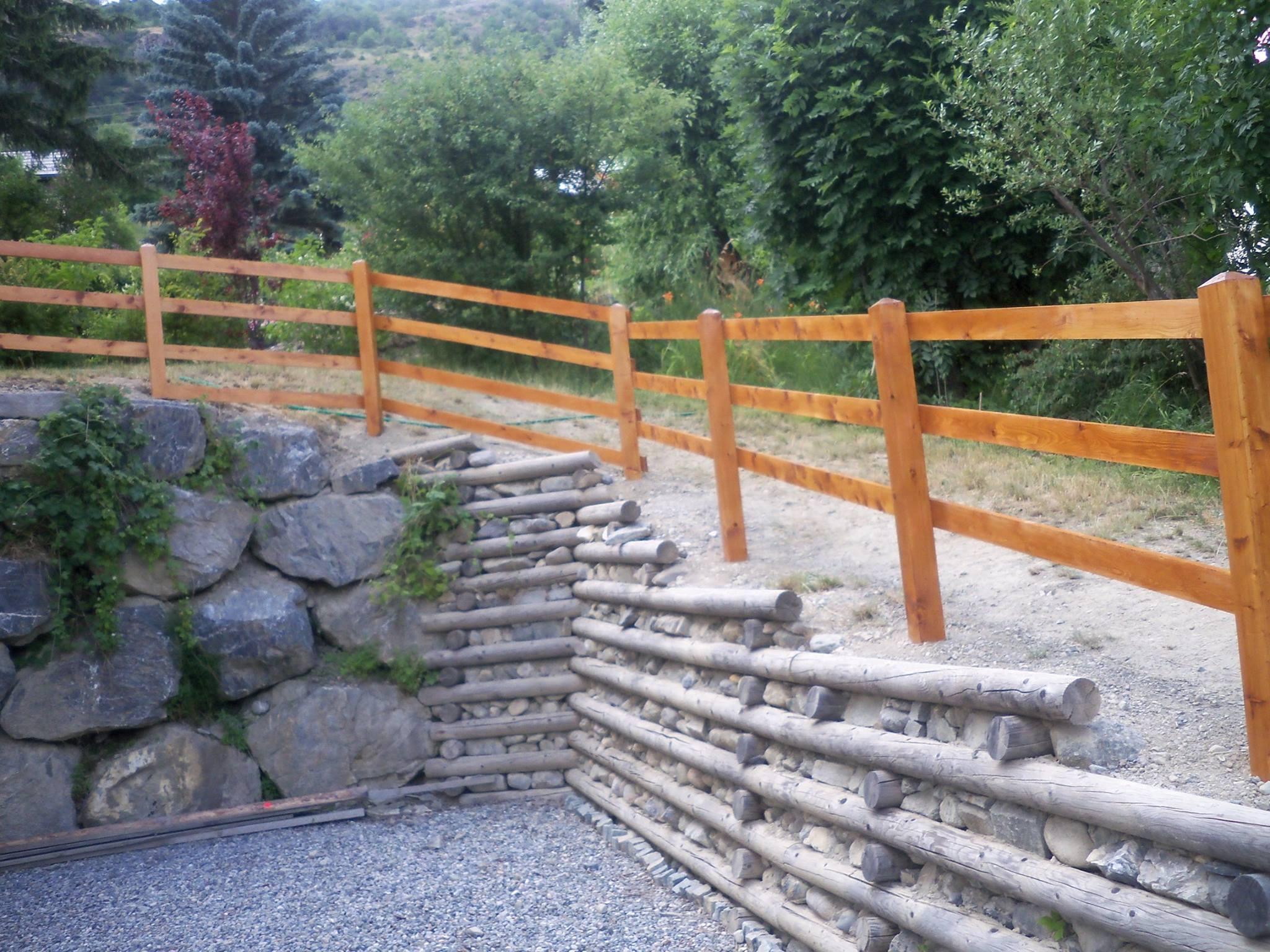 Etude et aménagement paysage Briançon
