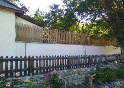 Création clôture aménagement paysager à Embrun