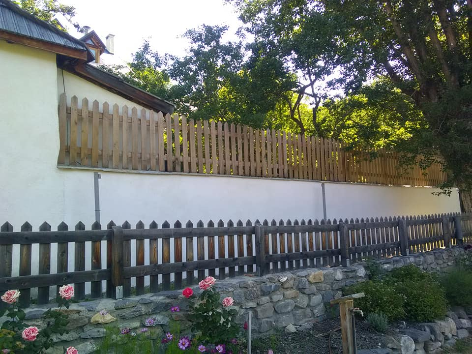 Création clôture aménagement paysager-Embrun
