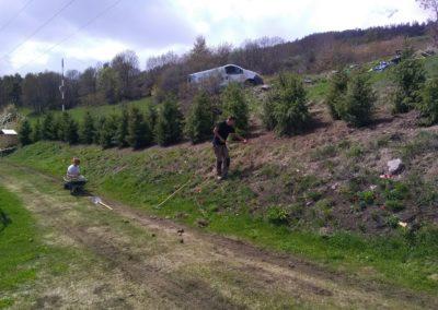 Entretien espace vert sur Monêtier les Bains