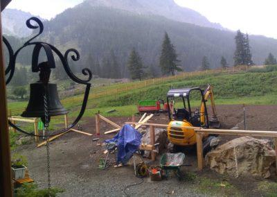 aménagements paysagers à proximité de Monêtier les Bains