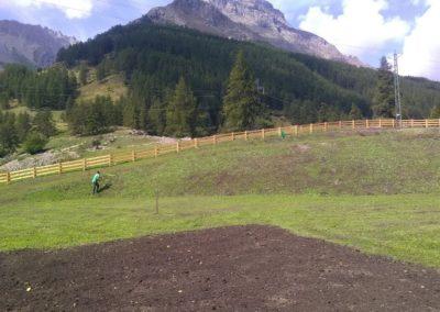 Aménagement paysage sur Embrun