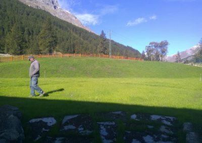 Aménagement paysager-Argentière la Bessée