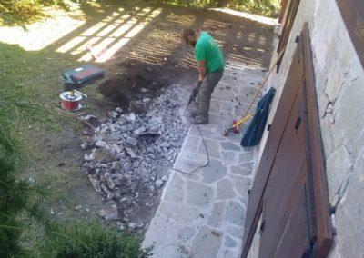 Dallage-aménagement payasage à Briançon